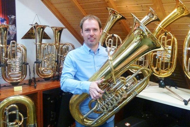 Werner Kreidl (Tuba)
